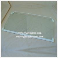 Wholesale High Quality Refrigerator Panels/Shelves with Toughened/Tempered Glass from china suppliers