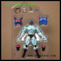 Wholesale Plastic injection molding, vinyl roto casting molding cartoon characters action figure from china suppliers