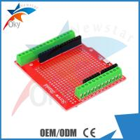China Proto Screw Arduino Shield , Assembled Prototype Terminal Expansion Board on sale