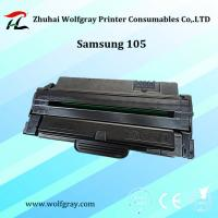 Wholesale Compatible for Samsung MLT-105  toner cartridge from china suppliers