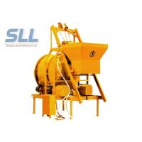 Wholesale Mini Mobile Batching Plant , Mobile Concrete Mixer Machine With Bucket Lifting from china suppliers