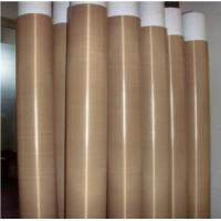 High Temperature PTFE Coated Fiberglass Fabric With Teflon Fiberglass Coated