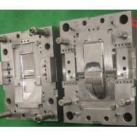 Wholesale 1*1 Cavity Panasonic Dust Box S136 Electronics Injection Molding from china suppliers