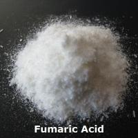 Wholesale High quality 99.5-100.5% tech food grade Fumaric Acid from china suppliers