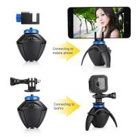 Buy cheap Bluetooth Selfie robot 360 rotation Panorama ponopod self-timer for phone and Gopro Action Cam from Wholesalers