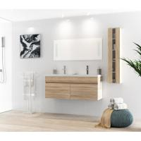 Wholesale White Table Modern Style 120 Inch Bathroom Vanity For Small Bathrooms from china suppliers