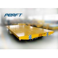 Wholesale motorized heavy load  transfer trolley on track for warehouse handling from china suppliers