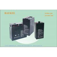 Wholesale Less self-discharge 2 / 12 Volt Lead Acid Batteries, 1500AH, 2000AH, 3000AH from china suppliers