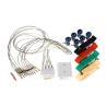 Buy cheap FDA CE Smart White Plastic Recorder Bluetooth ECG Machine from wholesalers