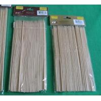 China Set of All-natural Wood Bbq Skewers 7 on sale