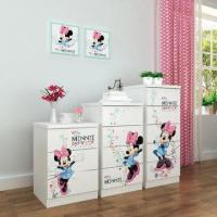 Wholesale E0 Grade Kids'/Children's Furniture, Drawer Chest, Printing Furniture with Cartoon Design from china suppliers