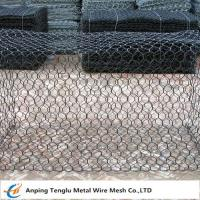 Wholesale Wire Mesh Gabion Box|Foldable Gabion Cage 0.5x1x1m Retaining Walls from china suppliers