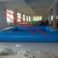Wholesale pvc swimming pool pvc swimming pool swim pool for dog in plastic mobile swimming pool from china suppliers