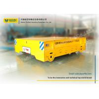 Wholesale No Rail Material Transfer Cart Wireless Control For Warehouse Transport from china suppliers