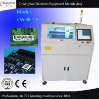 Wholesale Programming PCB Circut Board Label Maker Machine 0.01mm Control Motor Repeat Accuracy from china suppliers