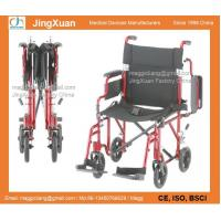 Buy cheap RE137 19' inch Transport Chair with Detachable Arms, Wheelchair, Transport Chair from wholesalers