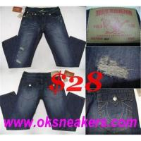 China Wholesale True Religion jeans on sale