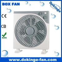Box Fans On Sale : Good quality inch electric box fan with timer of item