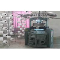 Buy cheap Automatic Coral Fleece Circular Knitting Machine With Yarn Feeding System from wholesalers