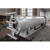 Wholesale 16-2000mm Vacuum Tank Ppr Pipe Machine Vacuum Calibrating For Plastic from china suppliers