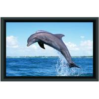 Wholesale 3D Fixed Frame projection screen/projector screen from china suppliers