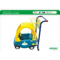China Kids Shopping Trolley With Caster on sale