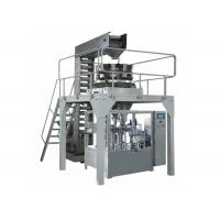 Wholesale 10 Heads Granule Food Packing Machine , Rotary Doypack Filling Machine from china suppliers