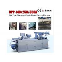 China Medicine Blister Packaging Machinery With Eye Marking Control on sale