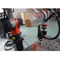 Wholesale Multi Function Arc Welding Robot , Automated Welding Machine 6 Axis High Precision from china suppliers
