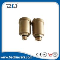 Wholesale UK  brass Plumbing& heating radiators automatic air vent valve from manufactory from china suppliers