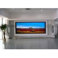 Buy cheap High refresh large advertising indoor P6 smd rgb full color led video display from wholesalers