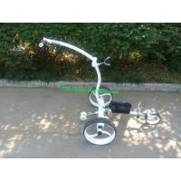 Wholesale Top quality Stainless steel Golf Trolley Li-ion Golf trolley from china suppliers