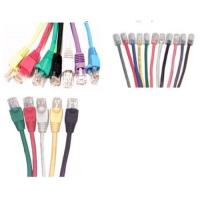China Cat5 patch cord on sale