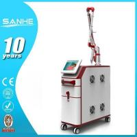 Wholesale Q-switch nd yag laser for yellow, red, brown tattoo ,lip color removal from china suppliers