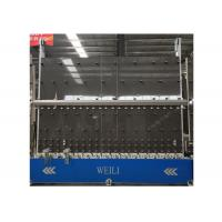 Buy cheap High Configuration Insulating Glass Line 48mm Insulating Glass Thickness from wholesalers
