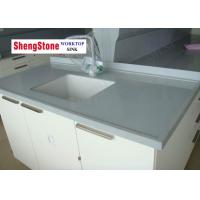 China Durable Repairability Marine Edge Countertop For Clean Room Laboratory Furniture on sale