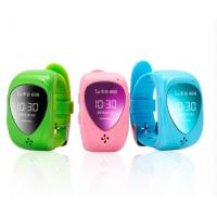 Buy cheap GSM Network Smart Wrist Watch Personal GPS Tracker Tracking Kids/Child from wholesalers