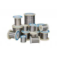 Buy cheap X20H80 Ni80Cr20 Heat resistant alloy Resistance Heating Wire with ISO9001 from wholesalers