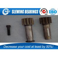 Wholesale Beautiful Surface Custom Spline Shafts For CNC Milling Machine from china suppliers