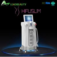 Wholesale HIFU ultrasonic fat cavitation for fat loss hifu slimming machine from china suppliers