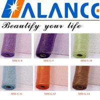 Wholesale 21 Inch x 10 Yards Metallic Mesh for gift packing from china suppliers