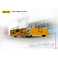 Wholesale Motor Driven Interbay Vehicle For Warehouse / Factory Steerable Bogie from china suppliers