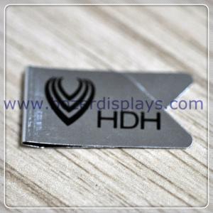 Promotional Metal Paper Clip/Metal Spring Clips/Memo Clip