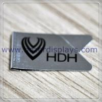 Quality Promotional Metal Paper Clip/Metal Spring Clips/Memo Clip for sale