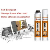 China Sound Insulation 250ml PU Foam Sealant on sale