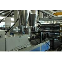 Wholesale Refrigerator ABS HIPS Sheet Extruder Machine Sanitaryware Single Screw 600kg/H from china suppliers