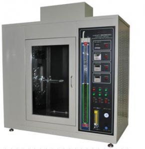 Horizontal-Vertical Flame Chamber Tester