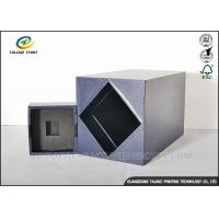 Wholesale Delicate Design Rectangle Gift Boxes , Plain Paper Candy Box OEM Accepted from china suppliers