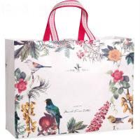 Wholesale Printed Reusable Shopping Bags Custom Logo Recycle Gift Durable Shopping Bag from china suppliers