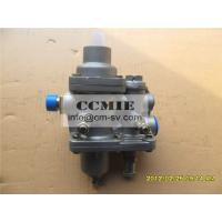 China SGS shantui spare parts valve Oil water separator combination valve on sale